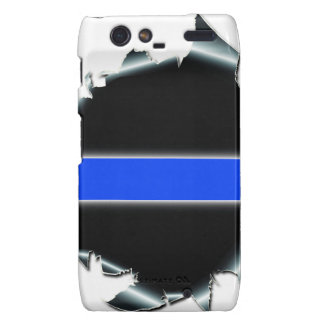 Thin Blue Line Motorola Razr Case