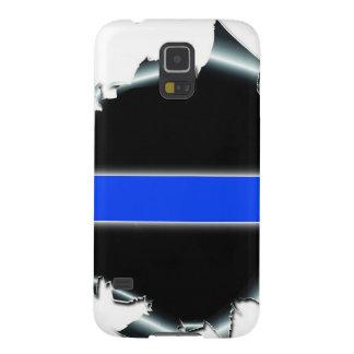 Thin Blue Line Galaxy Nexus Covers