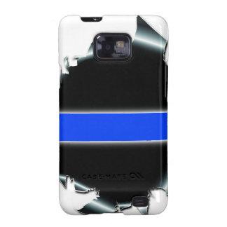Thin Blue Line Samsung Galaxy SII Case