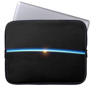 Thin Blue Line Computer Sleeve