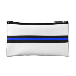 Thin Blue Line Cosmetics Bag