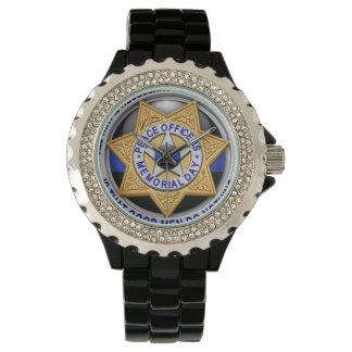 Thin Blue Line - Deputy Badge Watch