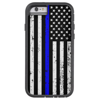 Thin Blue Line Flag Case