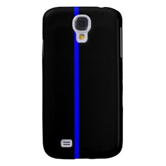 Thin Blue Line Galaxy S4 Case
