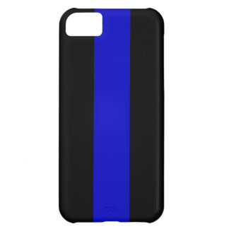 Thin Blue Line iPhone 5C Case