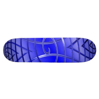 Thin Blue Line Iron Works Skateboard