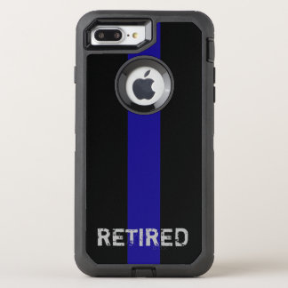 Thin Blue Line Personalized Case