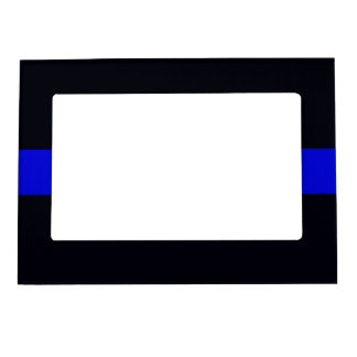 Thin Blue Line Picture Frame