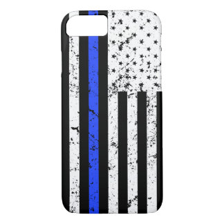 Thin Blue Line - Police Officer -phone case
