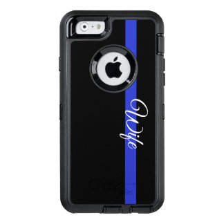 Thin Blue Line: Police Wife Otterbox Iphone 6/6s C