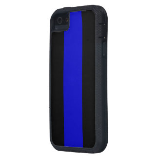 Thin Blue Line Tough Xtreme iPhone 5 Case