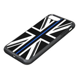 Thin Blue Line UK Flag OtterBox Symmetry iPhone 8 Plus/7 Plus Case