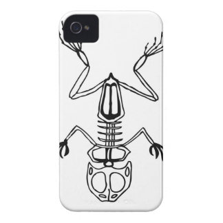 Thin frog iPhone 4 Case-Mate case