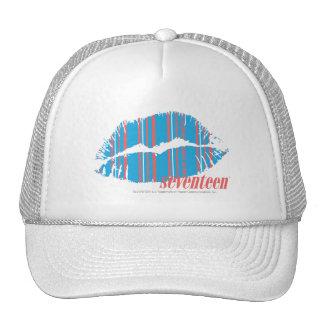 Thin Stripes Aqua Cap