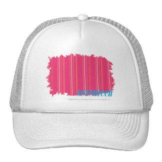 Thin Stripes Magenta 2 Cap
