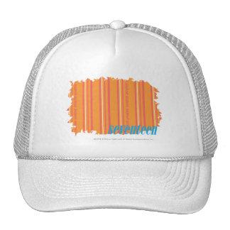 Thin Stripes Orange 2 Cap
