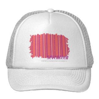 Thin Stripes Pink 2 Cap