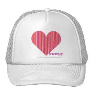 Thin Stripes Pink 3 Cap