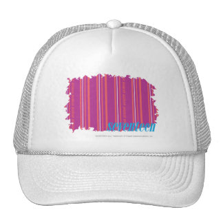 Thin Stripes Purple 2 Cap