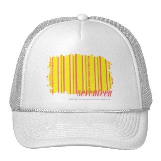 Thin Stripes Yellow 2 Cap