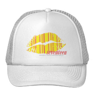 Thin Stripes Yellow Cap