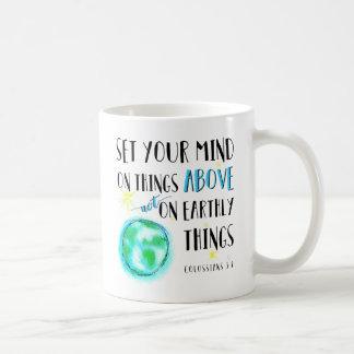 Things Above Coffee Mug
