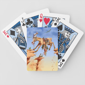 Things are Looking Up! Bicycle Poker Deck