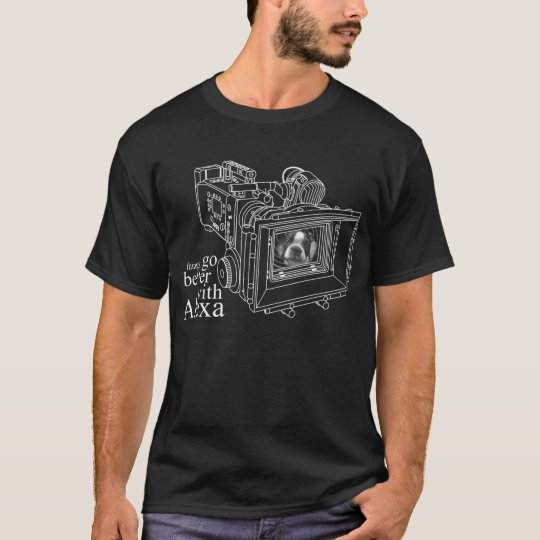 """things go better with alexa"" Black T-shirt"
