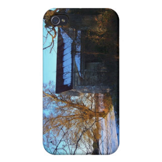Things Past -- North Carolina Snow Scene Case For iPhone 4