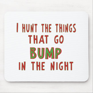 Things That Go Bump In the Night Mousepads