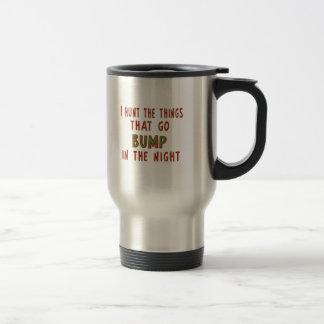 Things That Go Bump In the Night Travel Mug