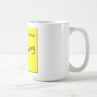 Things To Do Today Admin Mug