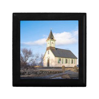 Thingvellir National Park in Iceland Gift Box