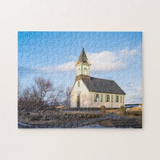 Thingvellir National Park in Iceland Puzzles