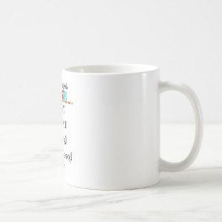 Think Before you Speak Basic White Mug