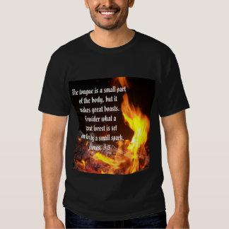 Think  Before You Speak Shirts