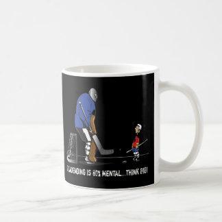Think BIG! Basic White Mug