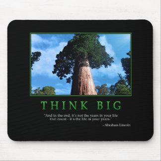 Think Big Mousepad