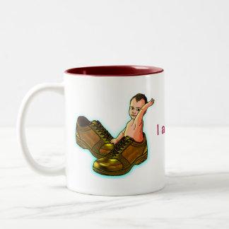 Think BIG! Two-Tone Mug