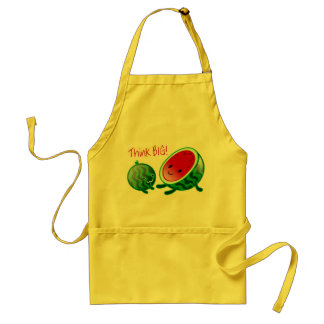 Think Big Watermelon Apron