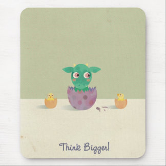 Think Bigger Mousepad