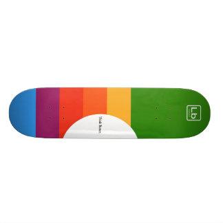Think Butter Deck Skateboard Deck