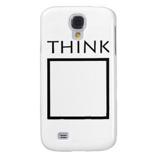 Think Galaxy S4 Case