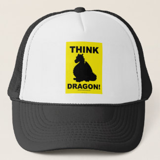 Think Dragon! Trucker Hat