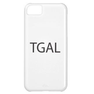 Think Globally, Act Locally.ai iPhone 5C Case