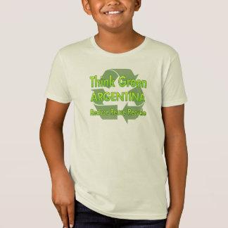 Think Green Argentina T-Shirt