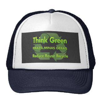 Think Green Brazil Minas Gerais Cap
