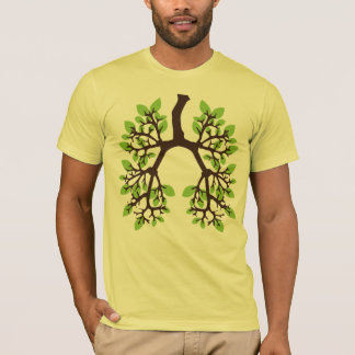 Think Green Breathe Green T-Shirt