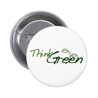 Think Green Buttons