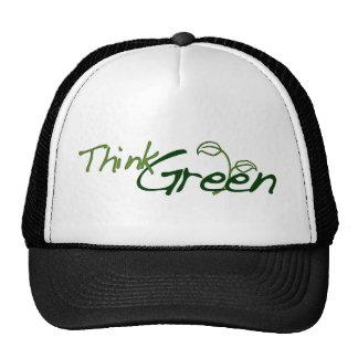 Think Green Hats
